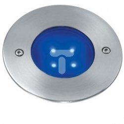 Oprawa gruntowa 0,5W IIIkl. IP68 NAUTO LED niebieski IV1526480