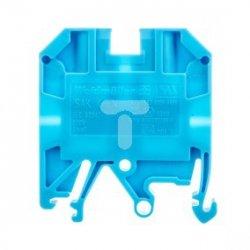 Złączka szynowa 2-przewodowa 4mm2 niebieska Ex SAK 4/EN BL 0467480000