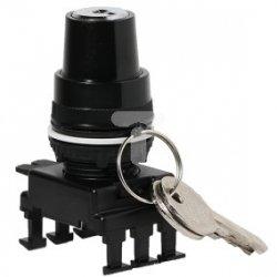 Napęd pokrętny z kluczem 1-0-2 30 st. /z samopowrotem/ czarny HJ85C3 004770110
