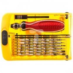 Zestaw narzędzi do majsterkowania /śrubokręty 35 bitów/ TK-SD-03