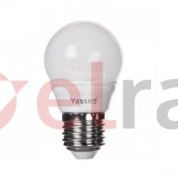 Żarówka LED E27 4W (P45) 300lm 3000K 220-240V YASSNO YB-02-040