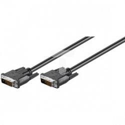 Kabel DVI-D Full HD 5m 68084