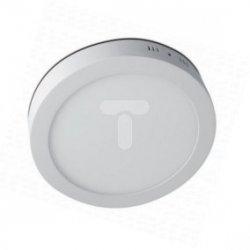 Plafoniera LED ORIS natynkowa ciepły biały 7W 560lm 85-265V AC 50/60Hz 120st. LD-ORN07W-CB