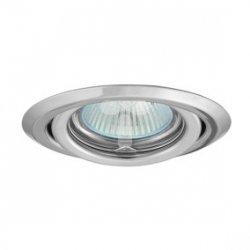 Oczko halogenowe 12V MR16 GU5,3 50W stalowe, regulowane, chrom AXL 2115 PV16V-C GXPP035