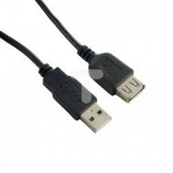 Przedłużacz USB 2.0 High Speed 0,75m 06131
