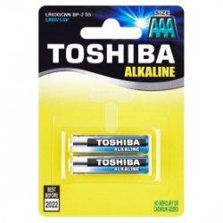 Bateria alkaliczna LR03 / AAA 1,5V BLUE LINE LR03GCNN BP-2 SS /blister 2szt./