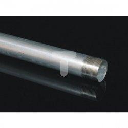 Rura stalowa PG-42 cynkowana żarowo 51x54mm 6042 ZN /3m/