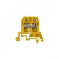 Złączkaszynowa 0,5-2.5mm2 żółta ZUG-G2,5A11-0071