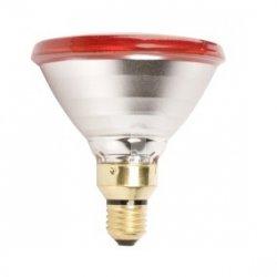 Promiennik podczerwienie E27 175W 121mm InfraRed PAR-38IR czerwony 923801444210