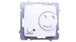 KARO Regulator temperatury /czujnik napowietrzny/ biały RTP-1SN/m/00