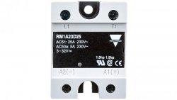 Przekaźnik półprzewodnikowy jednofazowy 24-265V AC 50A  4-32V DC RM1A23D50