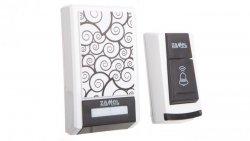 Dzwonek bezprzewodowy bateryjny TANGO 80dB 36 dźwięków zasięg 100 metrów ST-910 SUN10000423
