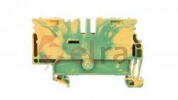 Złączka ochronna 2-przewodowa 6-10mm2 zielono-żółta ATEX PPE 6/10 /25szt/ 1896180000