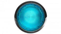 Napęd przycisku 22mm niebieski z podświetleniem bez samopowrotu metalowy IP69k Sirius ACT 3SU1051-0AA50-0AA0