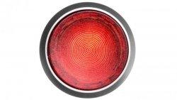 Napęd przycisku 22mm czerwony z podświetleniem bez samopowrotu plastikowy IP69k Sirius ACT 3SU1031-0AA20-0AA0