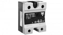 Przekaźnik półprzewodnikowy jednofazowy 42-660V AC 25A 4-32V DC RM1A60D25