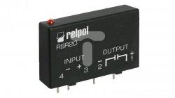 Przekaźnik półprzewodnikowy 1-polowy do druku 3A 240V AC wejście 4-32V DC RSR20-D32-A0-24-030-0 2611980