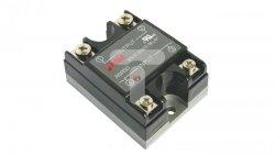 Przekaźnik półprzewodnikowy 1-polowy 40A 240V AC wejście 4-32V DC, załączenie w zerze RSR50-D32-A0-24-400-0 2612020