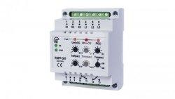Przekaźnik nadzorczy napięcia 3-fazowy 400V AC 0-600s RNPP-301