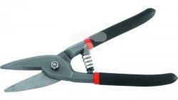 Nożyce do blachy proste 250mm CrV MN-63-186