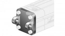Widełki MP2 D40 ze śrubami montażowymi XAS/040 XCF/040