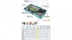 Zestaw narzędzi do telefonów GSM SD-9326M 20230