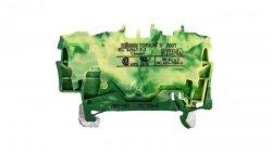 Złączka szynowa ochronna 1,5mm2 żółto-zielona 2001-1307 TOPJOBS