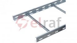 Drabinka kablowa 200x60 grubość 1,5mm LG 620 NS 3000FS 6208506 /3m/