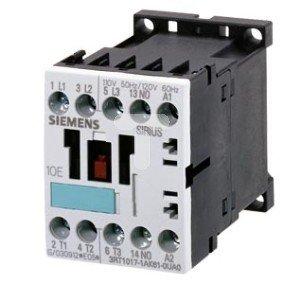 Stycznik mocy 12A 3P 24VDC 0Z 1R S00 3RT1017-1BB42
