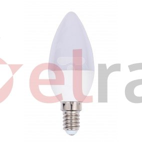 Żarówka LED E14 6W (C37) 550lm 6000K 220-240V YASSNO YB-03-018