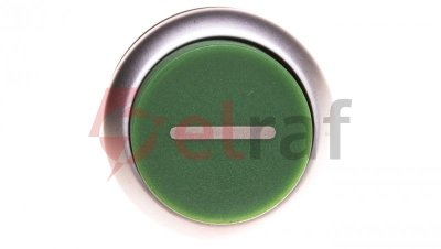 Napęd przycisku zielony /I/ z samopowrotem wystający M22-DH-G-X1 216657