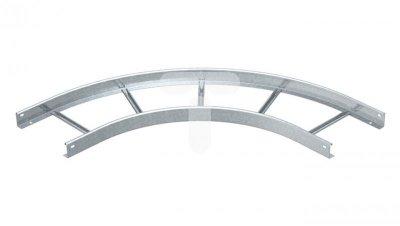 Łuk drabinki kablowej 90 stopni 600x60 LBI 90 660 NS FS 6211070