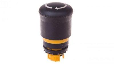 Napęd przycisku bezpieczeństwa czarny przez obrót bez podświetlenia M22S-PVT 271499