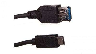 Adapter USB 3.0 SuperSpeed USB-C - USB-A 0,2m 67894