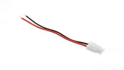 Przewód zasilający z gniazdem Tamiya 0,14m, 1,5mm2 23236