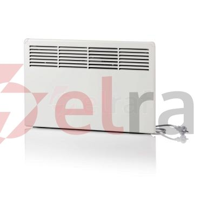 Grzejnik BETA 250W z termostatem elektronicznym 451x389mm EPHBE02P