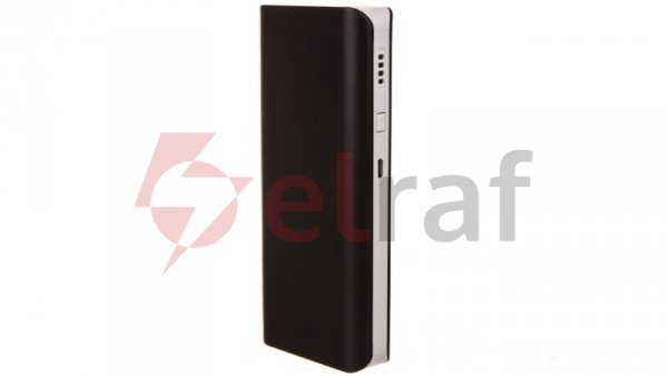SUNEN PowerNeed - Powerbank 13000mAh, USB 5V, 1A i 5V, 2.1A, czarny