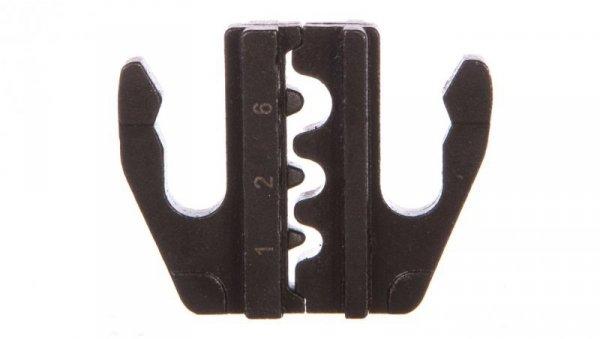 Matryce zaciskowe do praski ręcznej PR33 PR 33-A6