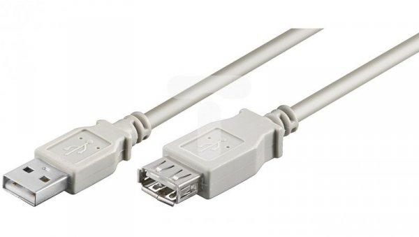 Przedłużacz USB 2.0 High Speed 3m 68716