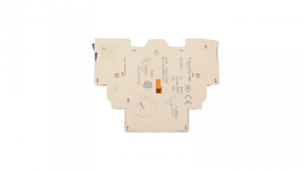 Styk pomocniczy 1Z 1R montaż boczny GVAN11