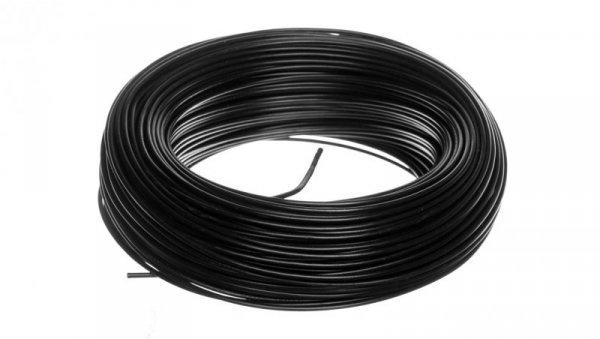 Przewód instalacyjny H05V-K 1 czarny 4510013 /100m/