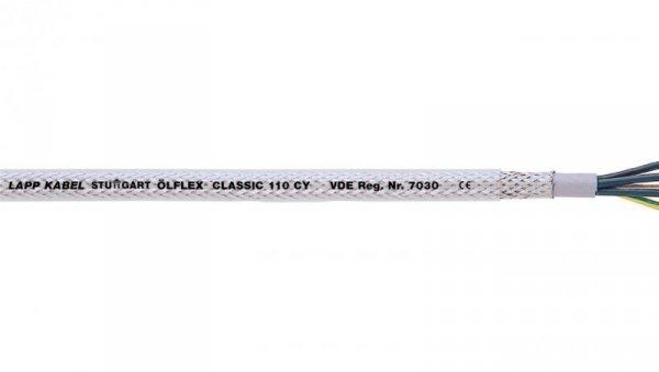 Przewód sterowniczy OLFLEX CLASSIC 110 CY 12G1 1135212 /bębnowy/