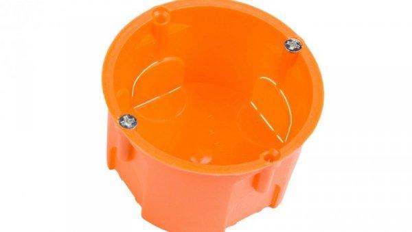 Puszka podtynkowa 60mm pomarańczowa Z 60KFw 33049008 /80szt./