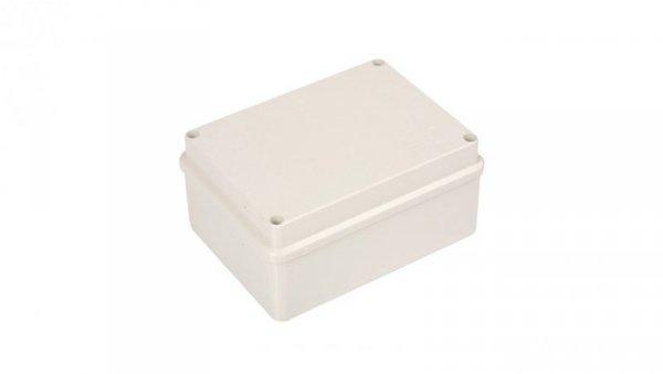 Puszka n/t 150x110x70 tworzywo IP56 szara GW44206
