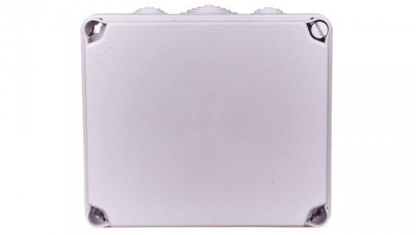 Puszka natynkowa LIGHT 175x151x95 6xM25 4xM40 IP66/67 EV-171