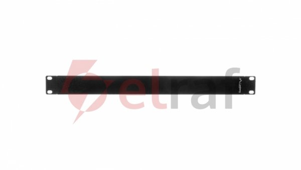 Zaślepka do szaf 19'' 1U czarna LANBERG AK-1401-B