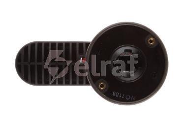 Napęd drzwiowy czarny z blokadą do RA 160/250, RAB 00 OHB95J10 1119528075