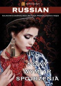 Plakat Rzęsy Russian A3