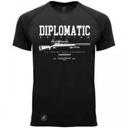 DIPLOMATIC SOLUTION