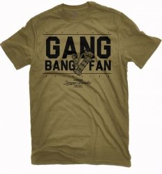 GANG BANG FAN